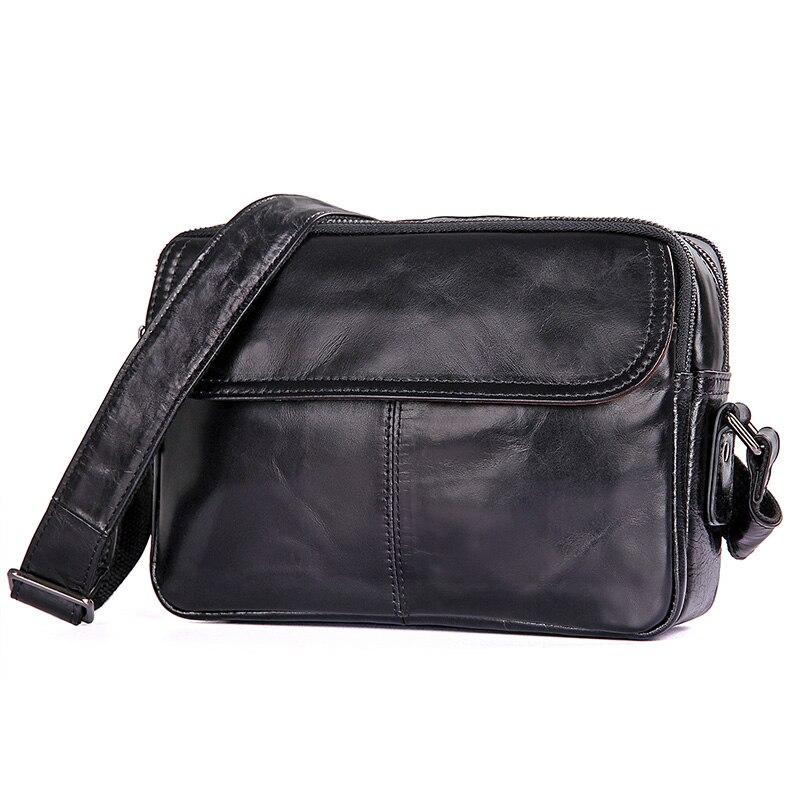 Ipad Épaule Sac De Petit Ordinateur Black En Portable Sacs Mode Robe Noir Cuir Homme Messager Bandoulière Hommes Vintage Marque Vache Casual Concepteur qqd1wzrP7x