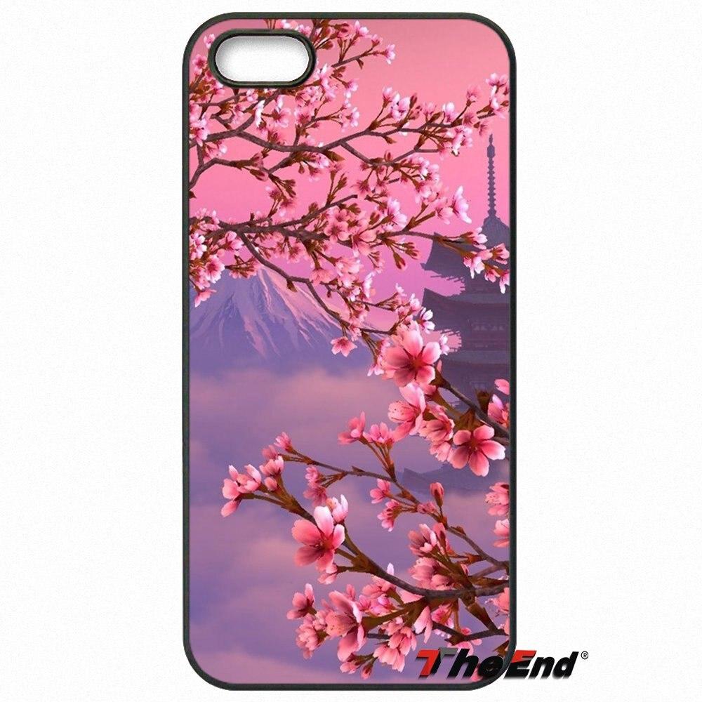 Pink sakura flower japan cherry blossoms phone case for samsung pink sakura flower japan cherry blossoms phone case for samsung galaxy a3 a5 a7 a8 a9 j1 j2 j3 j5 j7 prime 2015 2016 2017 on aliexpress alibaba group dhlflorist Images