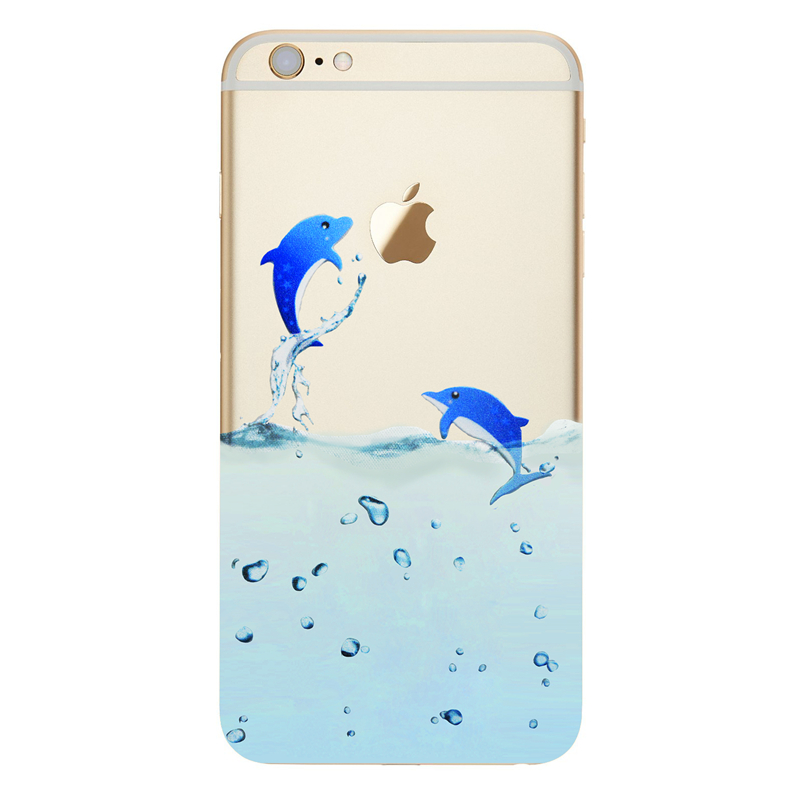 iphone 7 case dolphin