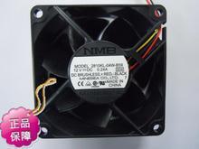 New Original NMB 2810KL-04W-B59 70*70*25MM DC12V 0.24A Alarm Signal Projector cooling fan