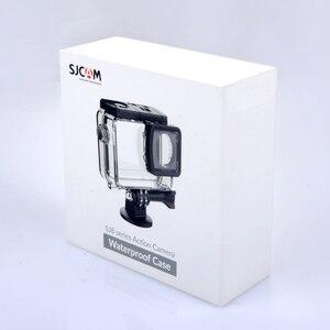 Image 3 - Оригинальный подводный водонепроницаемый чехол для SJCAM SJ8 Air SJ8 Plus SJ8 Pro, Экшн камера для дайвинга 30 м, DVR SJCAM аксессуары