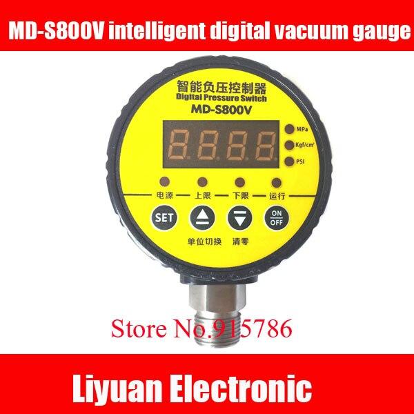 MD S800V intelligente digitale vakuummeter/ 0,1 ~ 0MPa ...