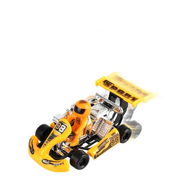 Baby Spielzeug Nette Kunststoff Pull Back Autos Spielzeug Autos für Kind Räder Mini Auto Modell Lustige Kinder Spielzeug für Jungen