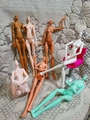 7Colors High Quality Imitation Demon Monster Dolls Naked Body Without Head For Dolls DIY Fairytales Rotatable Joints Doll Bodies