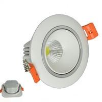 2pcs Lot Super Led COB Down Lights 10W 15W Dimmable Cob Led Downlight AC86 240V 60