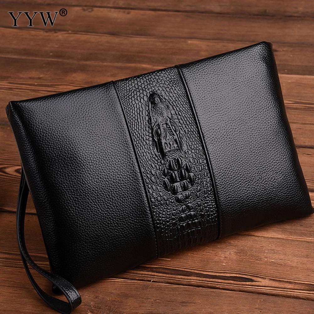 Men women handbag package wallet card phone bags small mini business casual fashion Genuine leather waterproof 2018 new arrival