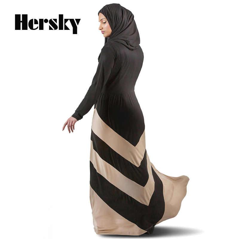 Ближний Восток Турецкая женская одежда Абаи мусульманское платье Исламская леди длинное платье модные Z Форма Объединенная Дубай Кафтан Абаи s черный
