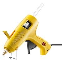 150 w quente melt cola ferramenta com livre 1 pc 11mm vara ferramenta de temperatura de calor ferramentas industriais thermo cola reparação ferramentas de calor para casa|Pistolas de cola| |  -