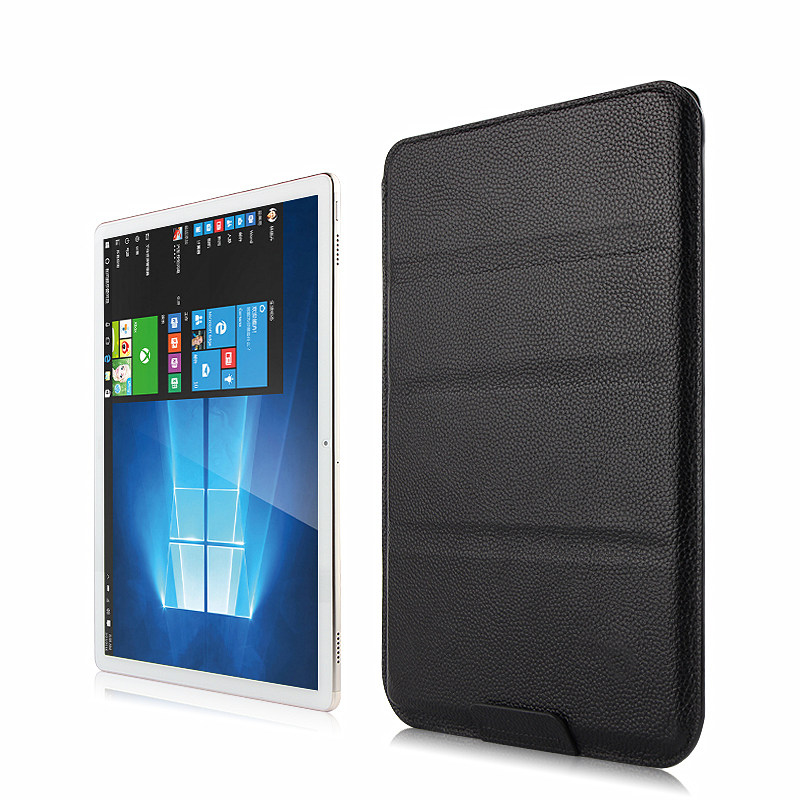 Case Cowhide Sleeve For Huawei Matebook 12 Protective cover Genuine Leather Pouch For HZ-W09 HZ-W19 HZ-W29 12 inch Tablet Cases cover case for huawei mediapad m3 youth lite 8 cpn w09 cpn al00 8 tablet protective cover skin free stylus free film