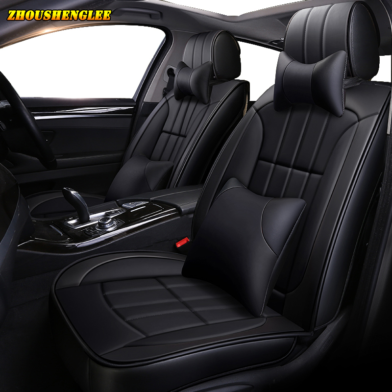 Image 5 - New luxury Leather car seat covers for chrysler 300c voyager citroen berlingo c4 cactus c4 grand picasso chery tiggo Automobiles-in Automobiles Seat Covers from Automobiles & Motorcycles