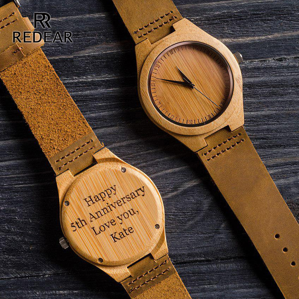 Hot Selling His-and-hers Watches Customized Women Watches Luxury Write Your words on The Watch Birthday Gift for Girl
