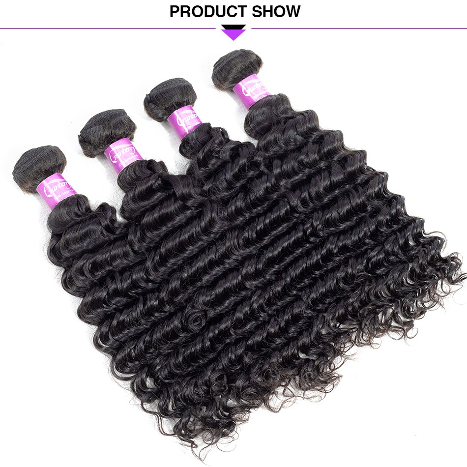 deep wave human hair bundles selling  (1)