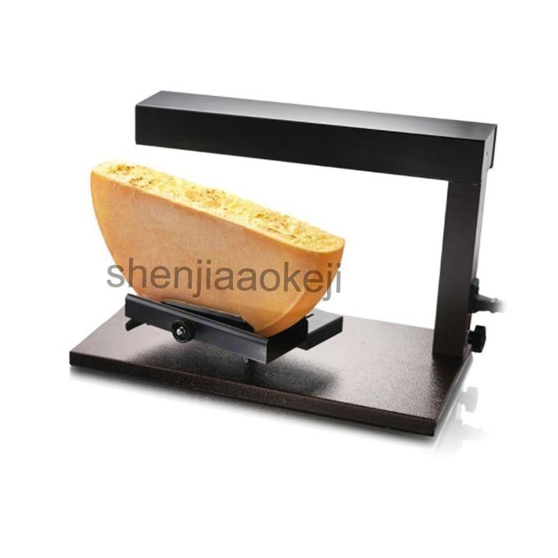 Fromage broyage thermofusible machine Mini Fromage Four four de fusion Du Beurre Ménage fromage fondoir Plaque de Cuisson outils 220 v 650 w 1 pc