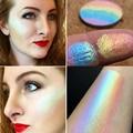Quente Marca Contorno Maquiagem Natural Rosto Branqueador Rosto Bronzer Highlighter Shimmer Rainbow Contorno Paleta Kit de Maquiagem