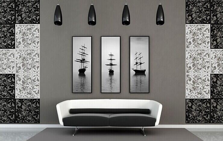 Ширма paravan Биомбо китайцы стеновые панели висит экраны ажурные решетки телевизор фоне наклейки висят 40 см x 40 см