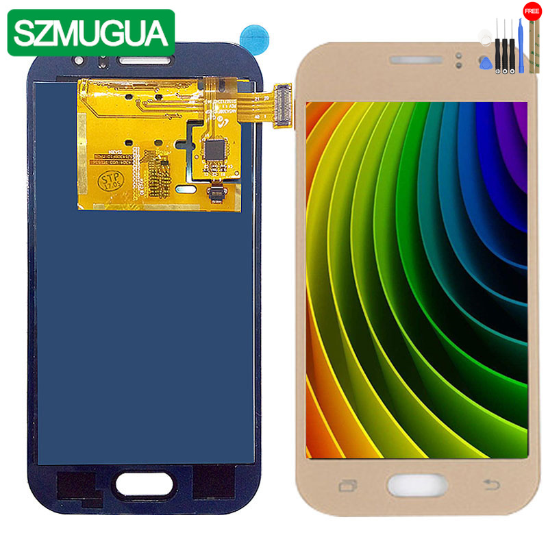 SM-J110FN/F/M/H/DS For <font><b>Samsung</b></font> Galaxy <font><b>J1</b></font> <font><b>Ace</b></font> <font><b>LCD</b></font> Display + Touch Screen J110 J110H J110FN J110F J110M Screen Adjust Brightness image