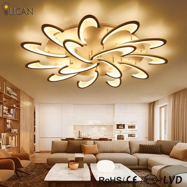 LICAN Moderne Led deckenleuchten für wohnzimmer Schlafzimmer leuchte ...