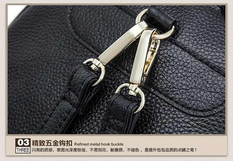 couro genuíno mochila feminina designers para adolescente alta qualidade saco viagem