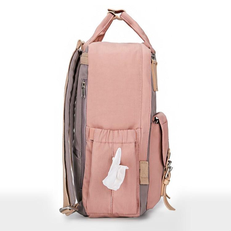 Heine Big Nylon Mummy Diaper Bag Baby Care Travel Nappy Changing - Pañales y entrenamiento para ir al baño - foto 4