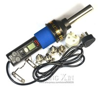 Free shipping 8018 hot air gun soldering rework station LCD hot air gun 220V Welding Equipment