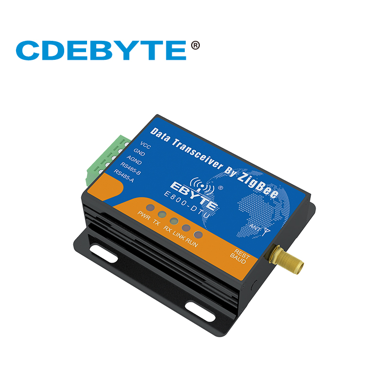 Image 4 - Zigbee CC2530 Module E800 DTU(Z2530 2G4 20) RS485 240MHz 20dBm Mesh Network  Ad Hoc Network 2.4GHz Zigbee rf Transceiver-in Fixed Wireless Terminals from Cellphones & Telecommunications