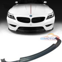 3D стиль Реальные углеродного волокна Frot спойлер для BMW E89 Z4 M-TECH M-SPORT модель B380
