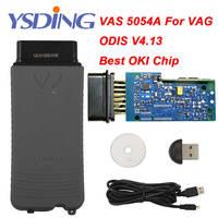 ODIS 4 13 Free Keygen VAS5054A With OKI Chip VAS 5054 A Scanner For Adi For