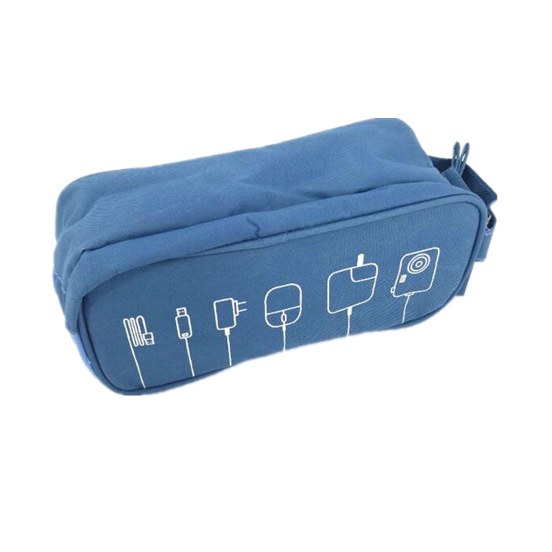 Купить с кэшбэком Hot Multifunction Travel Storage Bags Electronic Digital Receive Bag Phone Bag Data Cable Fitting Sort Out USB Bag Organizer