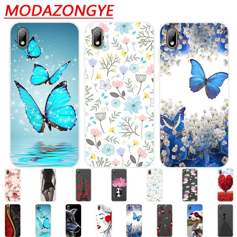 Huawei Y5 2019 Case Silicone Huawei Y6 2019 Cover Soft TPU Phone Case For Huawei Y5 2019 AMN-LX1 AMN LX1 LX2 LX3 LX9 Y 5 6 Case