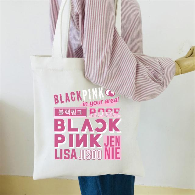 BLACKPINK TOTE BAG (3 VARIAN)