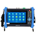 KKmoon 7inch 1024*600 Touch Screen IP Camera Tester Onvif HDMI 1080P POE Test PTZ Control WIFI Ethernet Network CCTV Tester