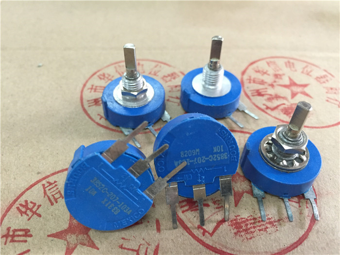 Original new 100% 3852C-207-103A 10K ceramic single potentiometer (SWITCH) мундштук focus jd 103a