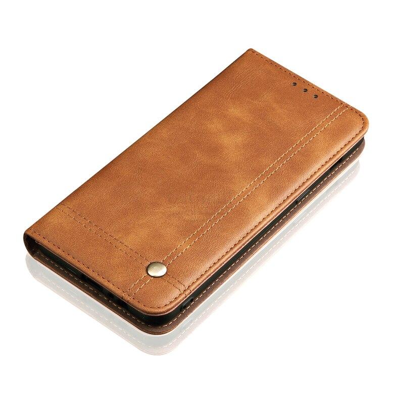 HTB1lZcHJzDpK1RjSZFrq6y78VXaZ Luxury Retro Slim Leather Flip Cover For XiaoMI RedMi Note 7 Case Wallet Card Stand Magnetic Book Cover For Xiomi RedMi 7 Case