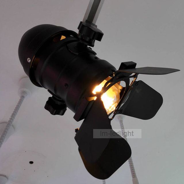 Whole Loft Personality Spotlights Track Lights Surface Mount Led Light Spot Lighting 10pcs Lot