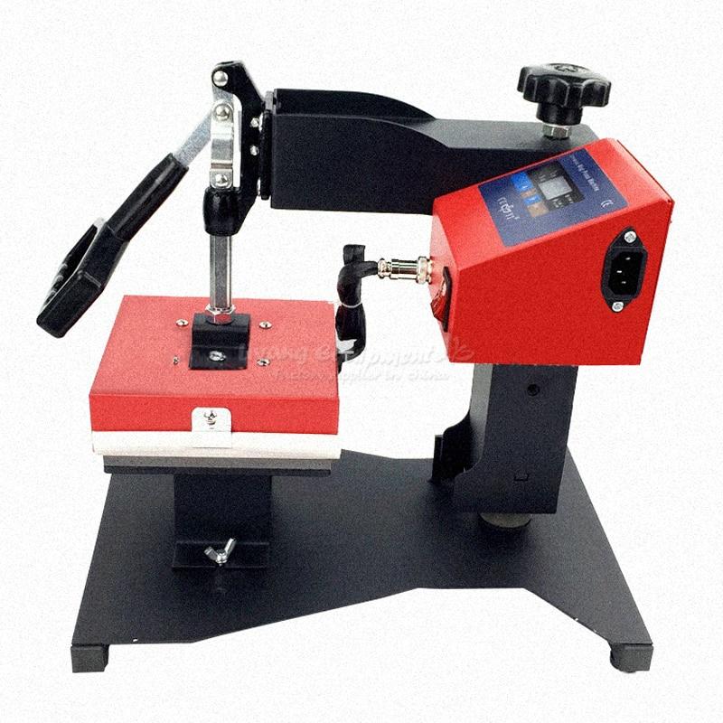 Mini Heat transfer printing machine  drilling hot stamping machine 15*15cm CY-C1002 free tax to RU EU