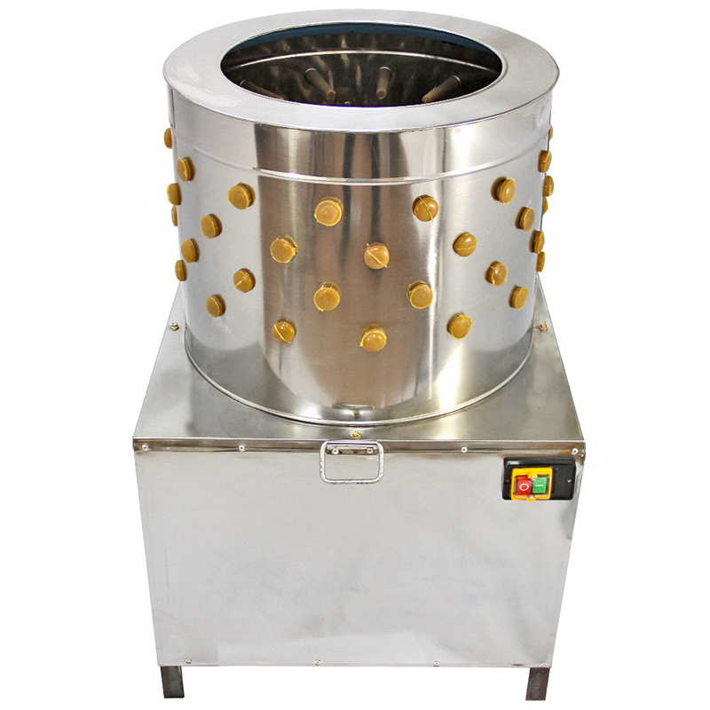 DC HOUSE 1500W 50m Stainless Steel Chicken Plucker Poultry Plucker Turkey Chicken Plucker Machine