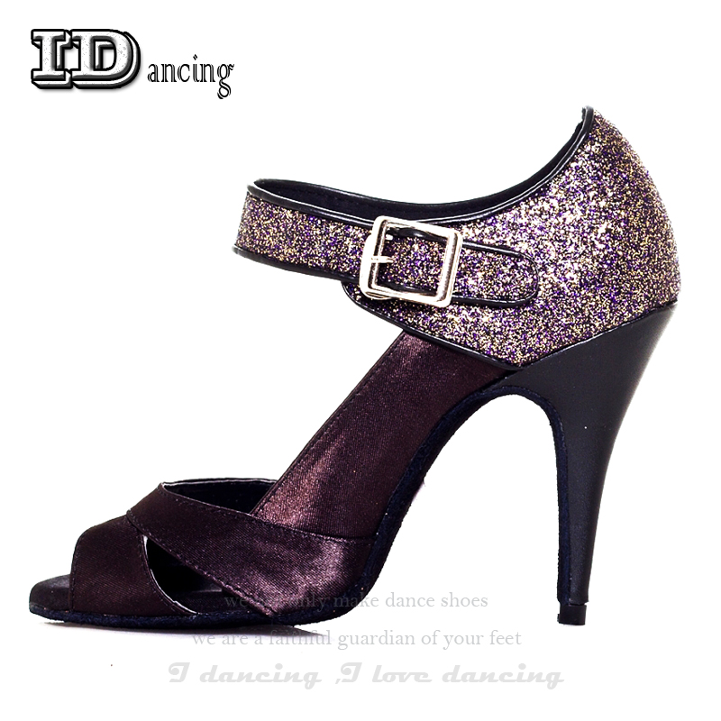 Monie Womens Round Toe Lace-up Modern Salsa Ballroom Latin Dance Strappy Shoes