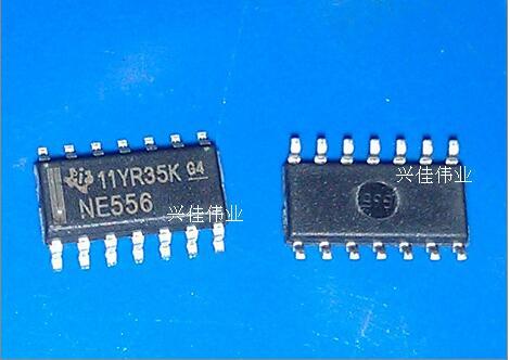 10PCS NE556DT SOP14 NE556 SOP NE556D SMD IC integrated circuit