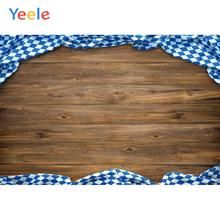 Yeele Natural Wood Oktoberfest Carnival Background Photography Backdrops Personalized Photographic Backgrounds For Photo Studio