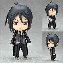 Anime Black Butler Nendoroid Sebastian Michaelis PVC Figure Figurine