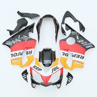 Repsol INJECTION ABS Fairing For Honda CBR600F4I CBR 600 F4I 2004 2007 05 06 3A
