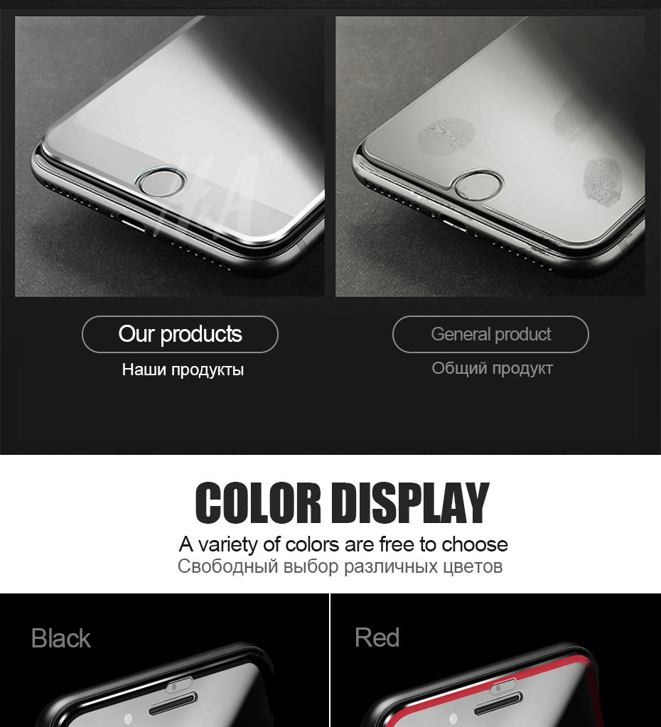 H и в 2.5 D 0.26 мм 9 H для премиум весы стекло для iPhone 7 на 8 плюс экран протектор для мобильный 6 плюс 8 люкс стекло