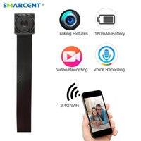 SMARCENT HD WIFI Mini Camera DVR DIY Module IP Cam Motion Detection P2P Secret Camera Digital