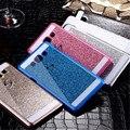 Luxo bling glitter hard case para samsung galaxy a3 a5 a7 J3 J5 J7 coque S7562 2016 escudo do telefone Tampa Traseira casos