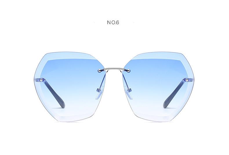 HTB1lZgXfCYH8KJjSspdq6ARgVXan - Luxury Vintage Rimless Sunglasses Women Brand Designer Oversized Retro Female Sunglass Sun Glasses For Women Lady Sunglass 2018