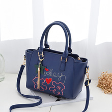 Fashionable shoulder bag lady small pure and fresh fashion worn one