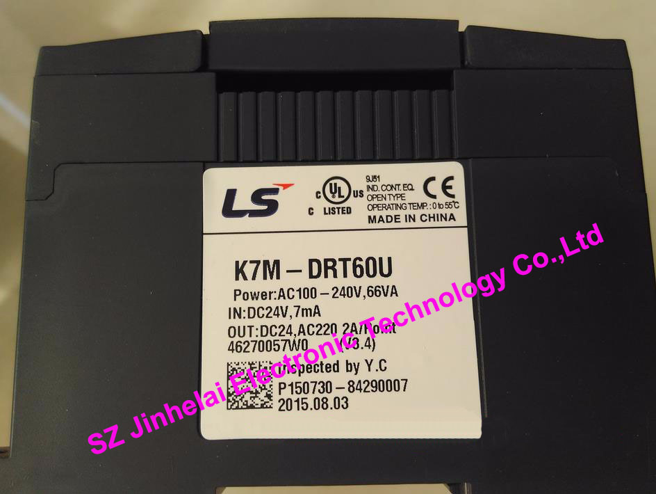 все цены на  100% New and original  K7M-DRT60U  LS(LG)  PLC  онлайн