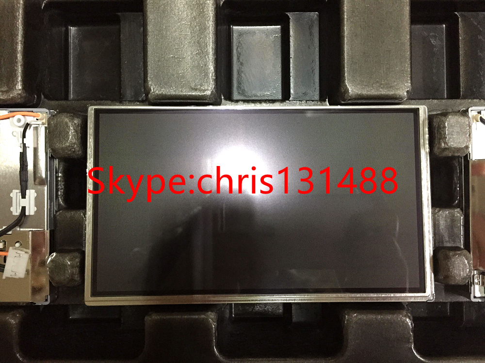 Original new 6 5 LCD display LQ065T9BR51U LQ065T9BR52U LQ065T9BR54U For BMW E38 E39 E46 E53 X5