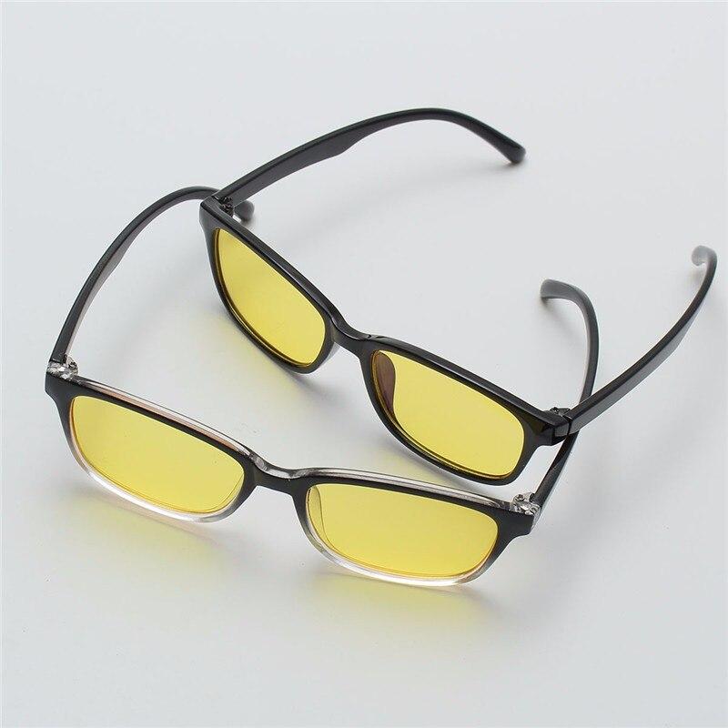 Neue PC Vollrand Computer Gläser Strahlung UV Schutz Brillen Anti ...