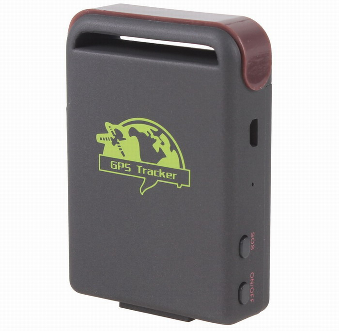 XYCING TK102 Qlobal Kiçik GPS İzləmə Qurğusu GSM GPRS Dörd Band - Avtomobil elektronikası - Fotoqrafiya 2